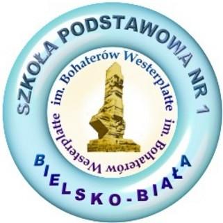 Logo szkoły Szkoła Podstawowa nr 1 im. Bohaterów Westerplatte