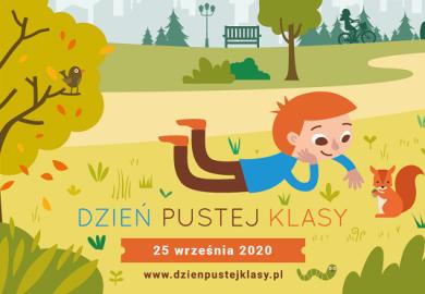 """Obrazek galerii """"DZIEŃ PUSTEJ KLASY"""" W NASZEJ SZKOLE /25 IX 2020 R./"""